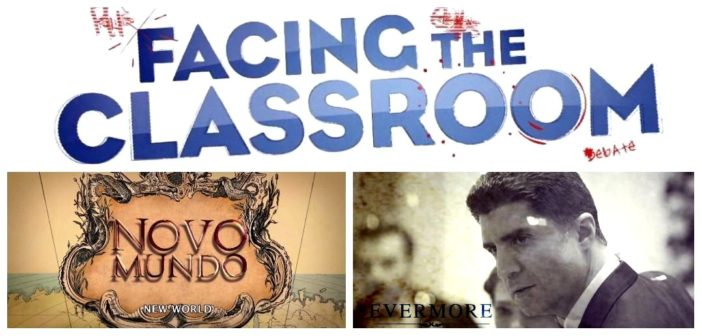 What's Buzzing on Fresh TV – New World, Evermore, Facing the Classroom