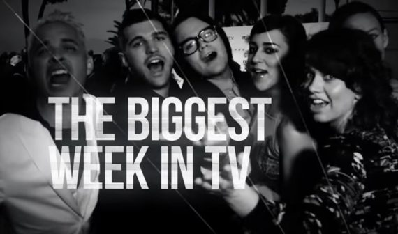 The biggest week in TV - MIPTV, MIPDoc, MIPFormats
