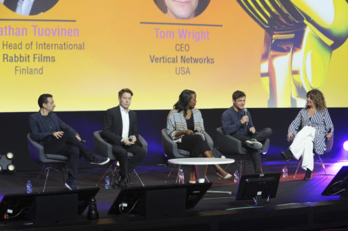 MIPFORMATS 2018 - CONFERENCES - FAANGS - HOW TO WORK WITH THE PLAYERS
