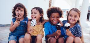 Kids Content Consumption