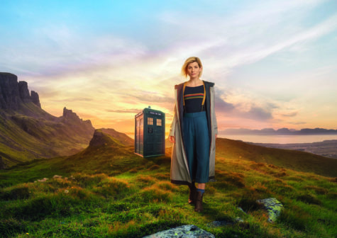 BritBox content will include long-running hit BBC sci-fi series, Doctor Who