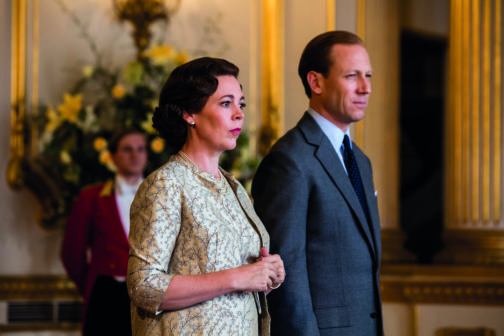 Streaming Platforms: Season two of Netflix hit The Crown