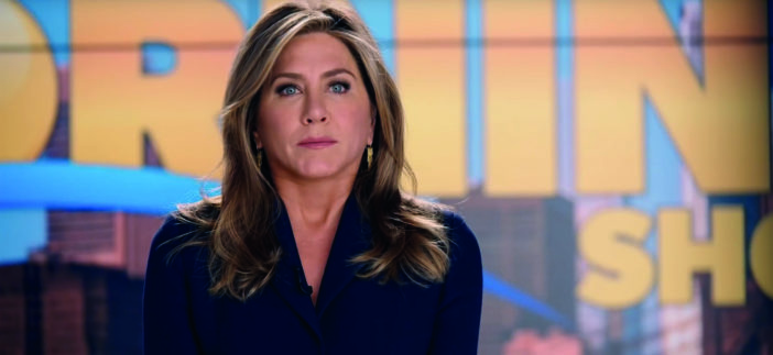 Streaming Platforms: Jennifer Aniston stars in The Morning Show, headed for AppleTV +