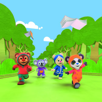 Diversity in Kids TV: Book Hungry Bears (Pukeko Pictures)