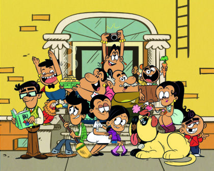 Diversity in Kids TV: The Casagrandes (Nickelodeon')