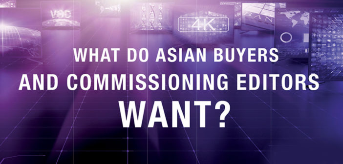 What do Asian TV Commissioners and Buyers Want – Exclusive Report (2020)