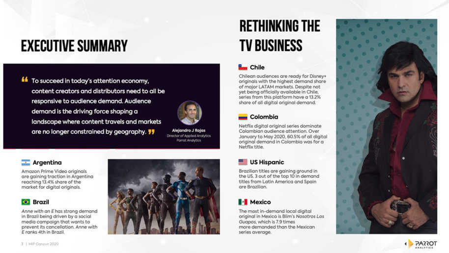 TV Business in Latin America - Exclusive White Paper
